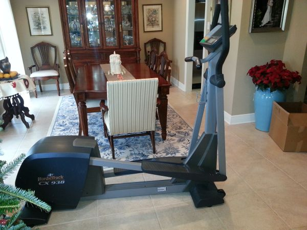 Nordic Track CX 938 Elliptical - $200 (Metairie)