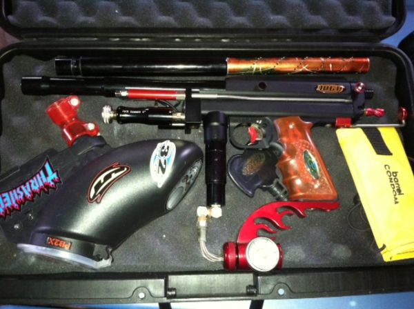 WGP Autococker Paintball Gun Kit - $1000 (Pearl River)
