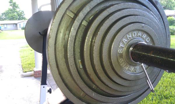 NAUTILUS WEIGHT BENCH - $350 (WAGGAMAN, LA)