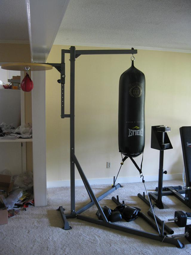 $450, Boxing, gym equipment