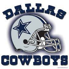 Dallas Cowboys at New Orleans Saints - $250 (Sec. 612, Row 18)