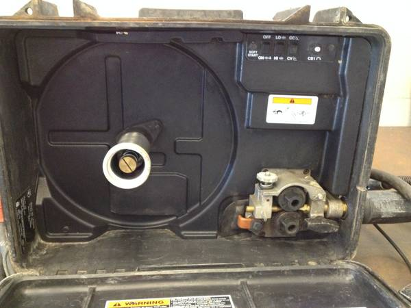 Miller suitcase 12 VS Mig Welder - $1200 (Slidell Louisiana)