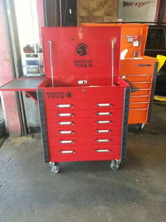 matco tools service cart - $850 (metairie)