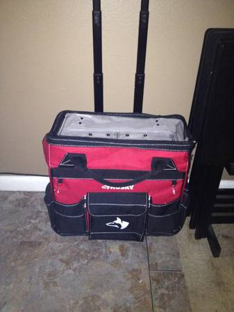 Brand new husky tool bag on wheels - $50 (Metairie)