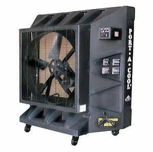 Port-A-Cool Evaporative Cooling Unit Portable - x00241000 (Covington)