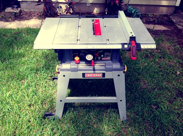 Craftsman 10 Table Saw Craftsman Plunge Router Ryobi 10 Miter Saw - $200 (Mid City)