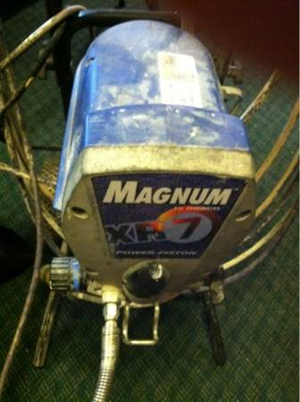 Magnum XR7 paint sprayer - $175 (Metairie)