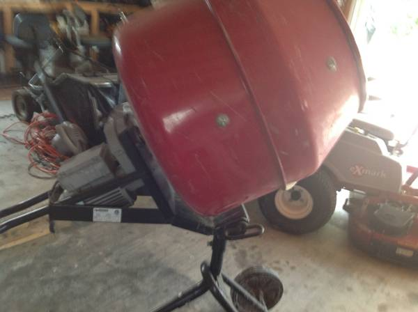 Electric cement mixer  - $125 (Albany)