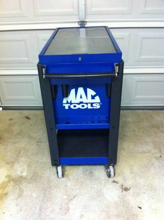 Mac Tool Box Roll Cart Kart Craftsman Snap on - $450 (Mandeville)