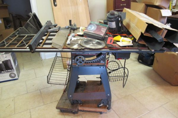 Craftsman 10 Table Saw model 113.298844 - $300 (Saint Rose)