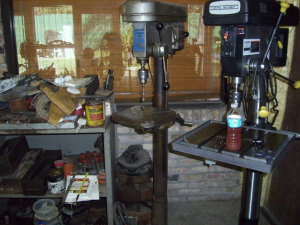 58 CHUCK DRILL PRESS - $225 (MANDEVILLE)