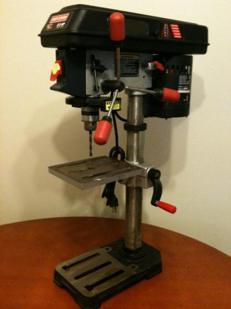 Craftsman Laser Trac Drill Press - $75 (Slidell)