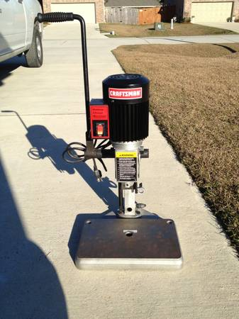BRAND NEW Craftsman Mortiser - $150 (Northshore)