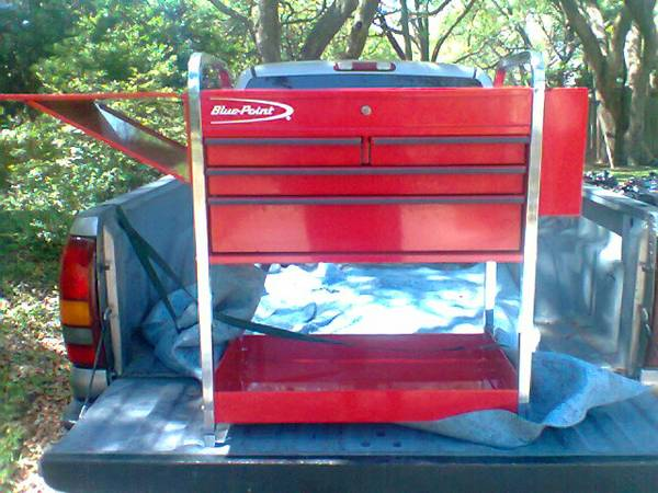 Snap-on snapon Matco Mac Bluepoint toolbox (NewOrleansGulf Coast )
