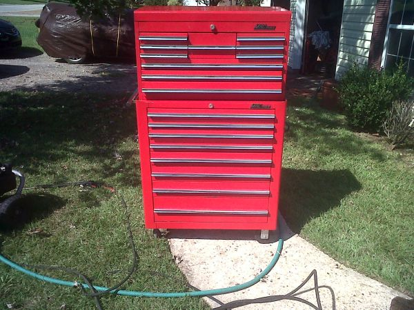 Matco Snap on toolbox forsale NO - $1 (w.mobile)
