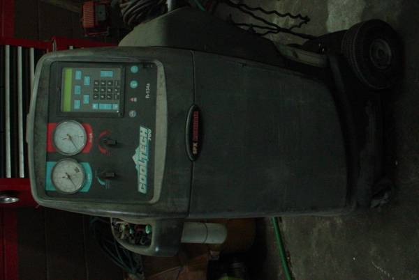 robinair ac machine for sale