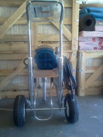 NEW GRACO ULTRA MAX II 695 PAINT SPRAYER FOR SALE - $1500 (Slidell, LA)