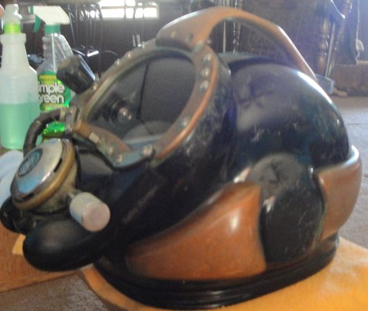 Kirby Morgan Superlight 17b Dive Helmet - $4500 (80919)