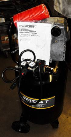 NEW NAPA 20 GALLON COMPRESSOR - $175 (METAIRIE, LA)