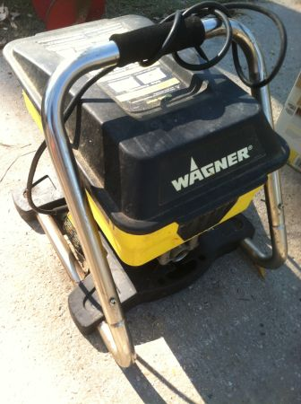 Wagner Paint Crew Paint Sprayer - $80 (Slidell, LA)