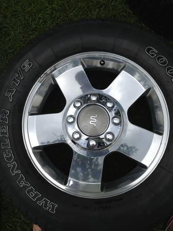 King Ranch rims - $400 (Poplarville )