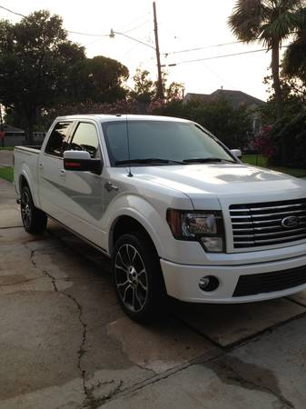2012 Ford F150 Harley Rims Tires (Metairie)