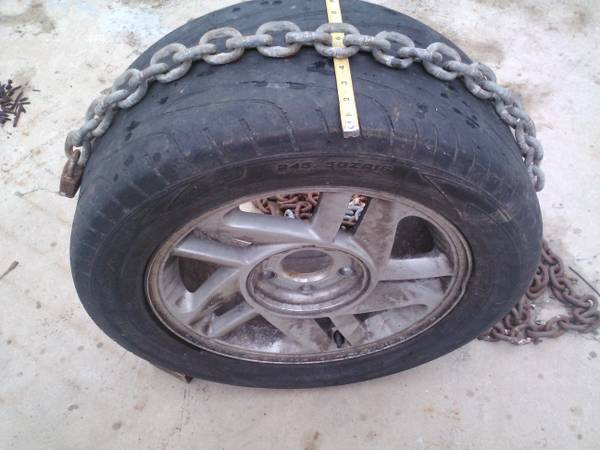 need a couple of spare tires and aluminum rims for a camaro - $40 (port)