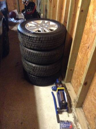 Stock civic si rims - $300 (Belle chasse )