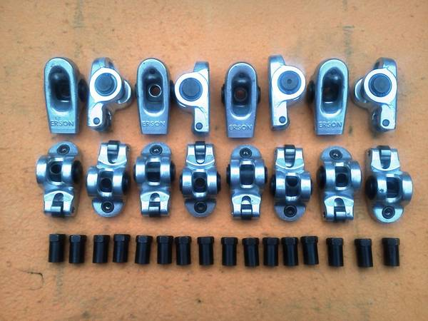 Roller Rockers - Erson - Small Block Chevy - $90 (Mandeville)