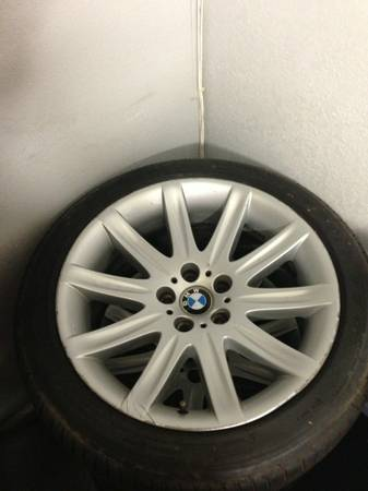 Bmw 745Li 19s Factory Rims WTires - $600 (Marrero)