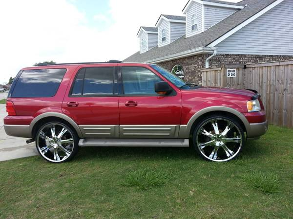 28 onyx rims and tires fit any 6 lug - $1200 (chalmette)
