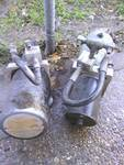 3--- cce hydrolic pumps and 10 switchs - $1 (westwego)