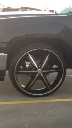 28 rims and new tires 5 each - $2400 (Westbank)