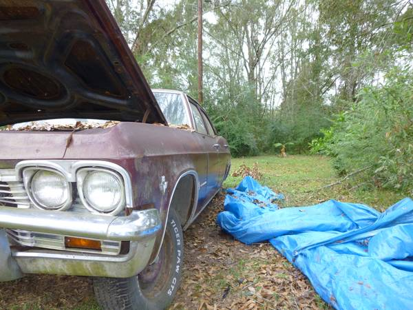 1964-1965 Chevy Impala for parts... (Pearl River)