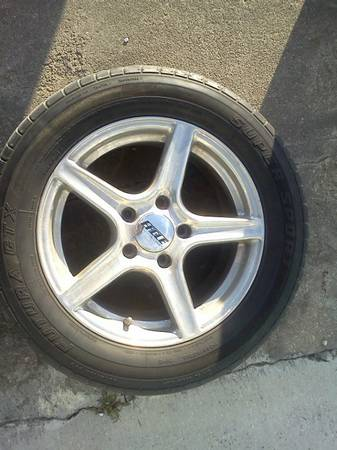 EAGLE ALLOY RIMS (For Cheap) - $500 (Morgan City La)