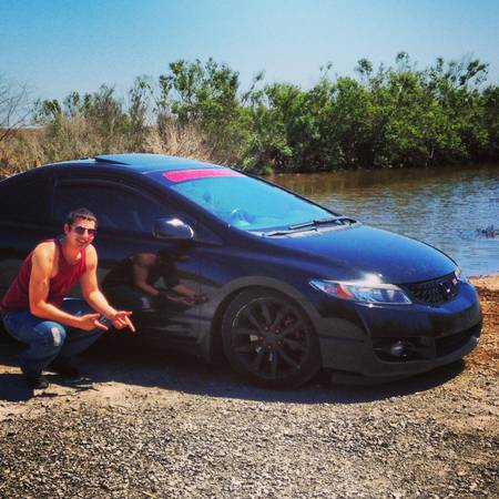 civic si rims - $700 (new Orleans)