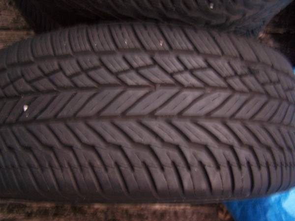 Vogue 235x55-R17 Gold Line Tires (4) - $600 (KennerMetairie)