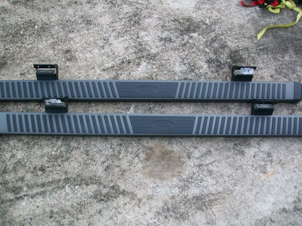 10-13 Ford F150 Running Board set OEM - $415