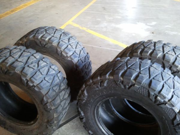 TRADENITTO MUD GRAPPLERS. 35X12.5X18 - $800 (Picayune)