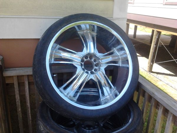 24 inch incubus rims 400 must go (westbank)