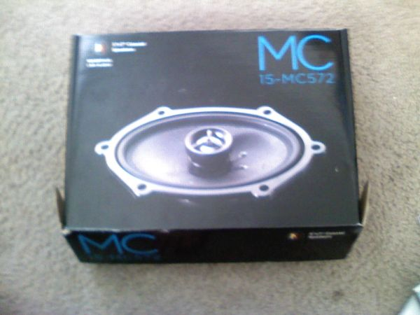 memphis audio componet speakers - $75 (jefferson)
