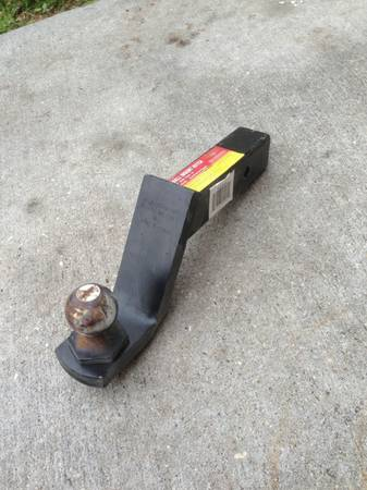 Haul-master ball mount hitch - $15 (Jefferson)