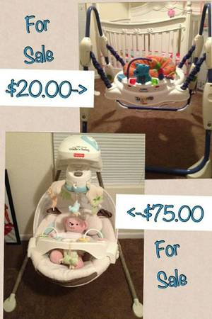 Many baby items for Sale - $5 (new orleans)