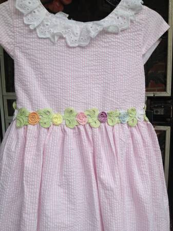 Laura Ashley girls dress 3T  amp  4T - NEW with tags -   x0024 25  Metairie