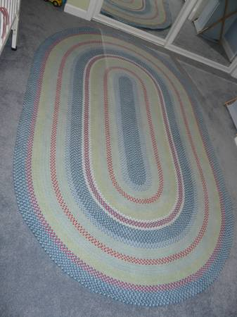 Only $80.00 Pottery Barn Kids Chenille Braided Rug - $80 (Kenner)