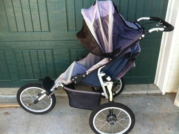 Baby Jogger Dreamer Design Suspension alum frame JOGGING STROLLER - $65 (Lakeview New Orleans)