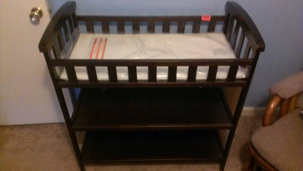 baby changing table  -   x0024 70  kenner