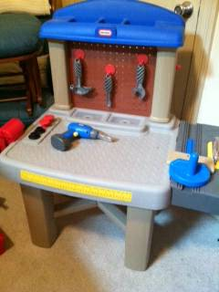 Little Tikes Bench For Sale