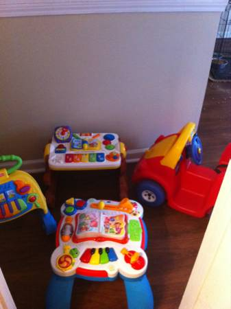 Toddler Toys lot -   x0024 60  New Orleans