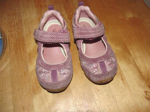 SS Stride Rite shoes size 7.5 W - x002410 (Slidell)